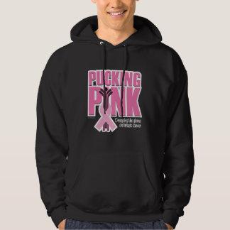 Pucking Pink (Hockey) Hoodie