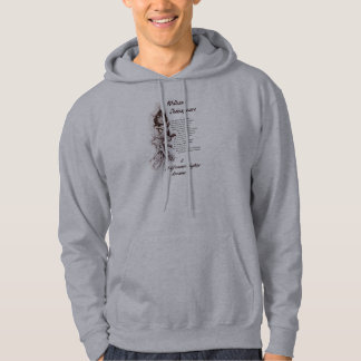 Puck's Soliloquy Midsummer Night's Shakespeare Hoodie