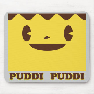 PUDDI Face PUDDI Mouse Pad
