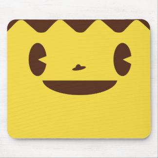 puddi puddi face mouse pad