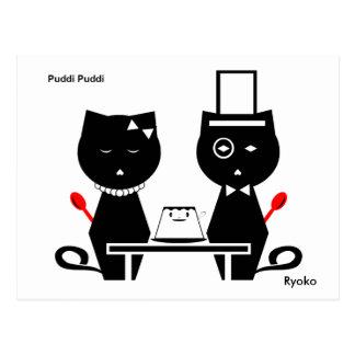 Puddi Puddi, Ryoko Postcard