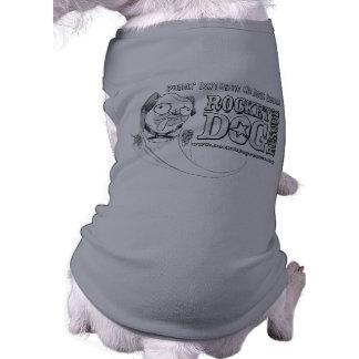 Puddin no persigue la camiseta camisa de mascota