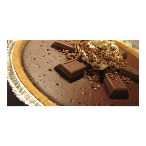 Puddin Pie Photo Card
