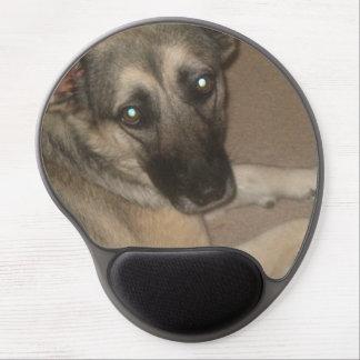 """Puddin' "" the German Shepherd Mousepad"