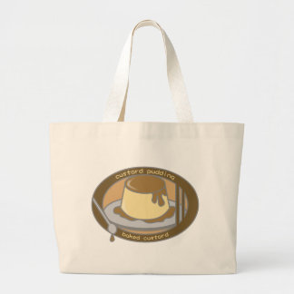 Pudding Canvas Bags