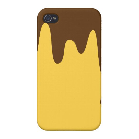 Pudding iPhone 4/4S Case