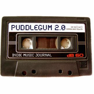 Puddlegum: ornamento adorno fotoescultura