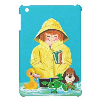 Puddles of Fun iPad Mini Cover