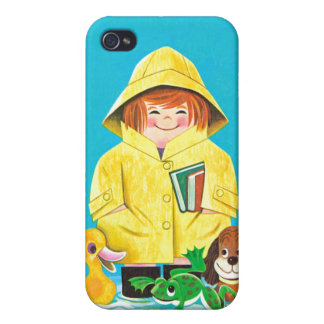 Puddles of Fun iPhone 4/4S Cases