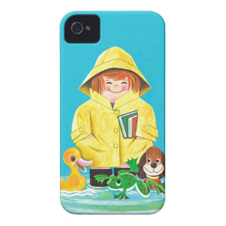 Puddles of Fun iPhone 4 Case-Mate Case