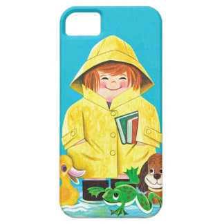 Puddles of Fun iPhone SE/5/5s Case