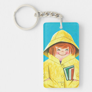 Puddles of Fun Keychain
