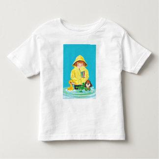 Puddles of Fun T Shirt