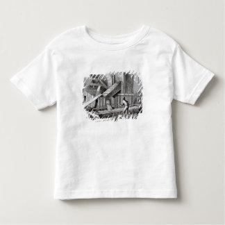 Puddling Iron Toddler T-shirt