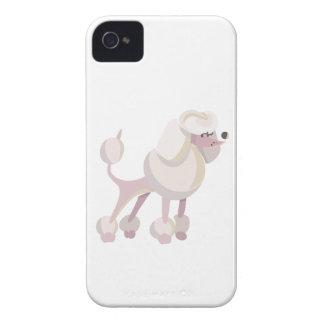 Pudel Hund poodle dog Case-Mate iPhone 4 Case