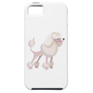 Pudel Hund poodle dog iPhone SE/5/5s Case