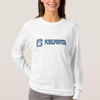 Pudelpointer Blue T-Shirt