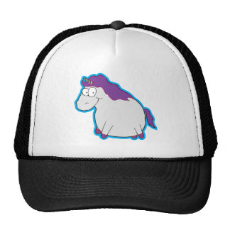 Pudgey Unicorn Hat