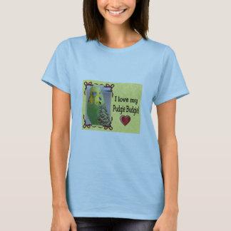 Pudgie Budgie 2 T-Shirt