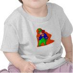 Pudgy Clown T Shirt