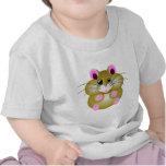 Pudgy Hamster Tee Shirts