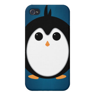 Pudgy Penguin App iPhone Case iPhone 4/4S Covers