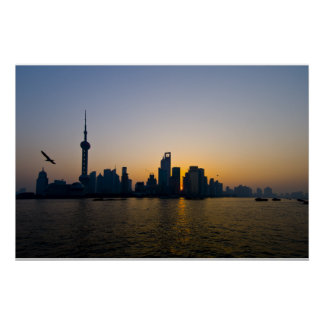 Pudong Posters