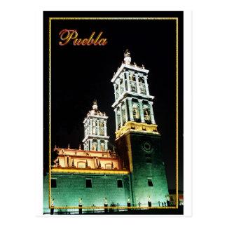 PUEBLA POST CARD