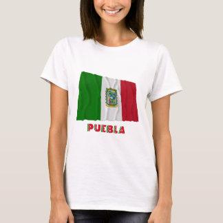 Puebla Waving Unofficial Flag T-Shirt