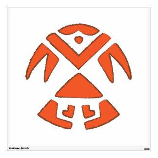 Pueblo Bird - Southwest Indian Design Room Graphic
