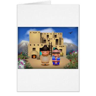 Pueblo Card