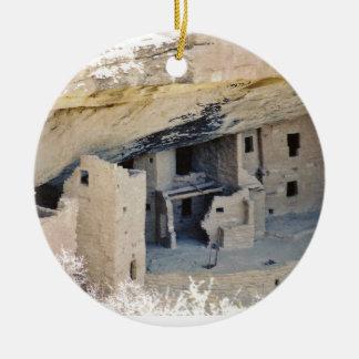 Pueblo Ceramic Ornament