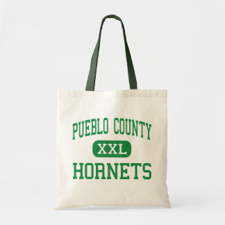 Pueblo County - Hornets - High - Pueblo Colorado Tote Bag