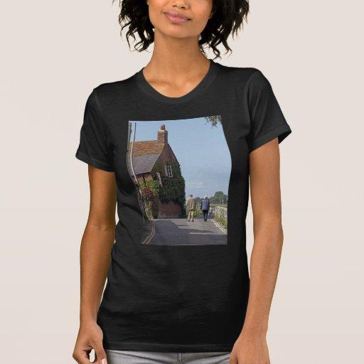 Pueblo de Bosham Camiseta