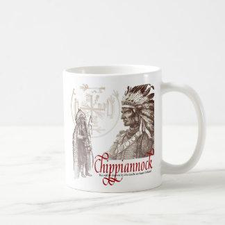 Pueblo de Chippiannock de la taza muerta