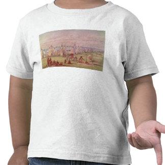 Pueblo de Comanchee Camiseta