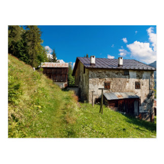 Pueblo de Dolomiti - de Ronch Postal
