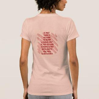 Pueblo de idiotas - camiseta polera