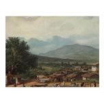 Pueblo de Karl Bryullov- de San Rocco, ciudad de C Postales