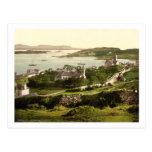 Pueblo de Killybegs, Donegal, Irlanda, siglo XIX Postales