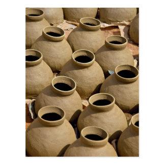 Pueblo de la cerámica, región de Ashanti, Ghana Postales