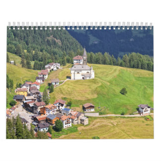 Pueblo de Laste - Italia Calendarios De Pared