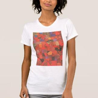 Pueblo de montaña de Paul Klee- (otoñal) Camiseta