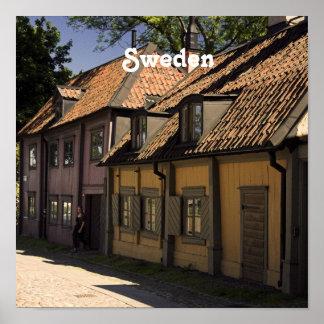 Pueblo de Suecia Posters