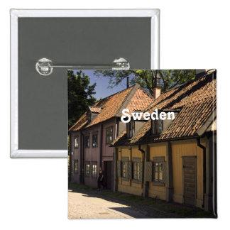 Pueblo de Suecia Pins