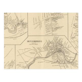 Pueblo de Suncock, Danbury, Henniker, W Henniker Postales