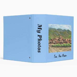 "Pueblo de Taos, New México Carpeta 2"""
