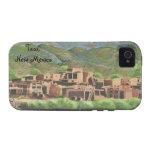 Pueblo de Taos, New México iPhone 4/4S Funda
