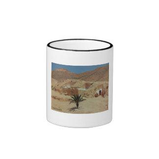 Pueblo de Túnez Matmata Taza