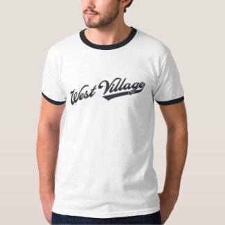 Pueblo del oeste camisas